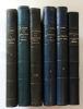 La conquête de la terre. Histoire des découvertes et des explorations depuis les origines jusqu'à nos jours. Série complète en 6 volumes.. Olsen Dr. ...