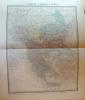 Atlas de géographie militaire adopté par M.le ministre de la guerre pour l'école impériale militaire de Saint-Cyr, accompagné d'un exposé complet de ...