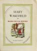 Mary Wakefield. Mazo de La Roche . .