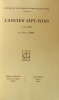 Histoire de Notre-Dame de Sept-Fons : L'ancien Sept-Fons (1132-1789) / Sept-Fons moderne et contemporain (1789-1936. Firmin Lamy /  Etienne Beaumont .