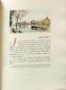 Esquisses et paysages parisiens. La Seine, miroir de Paris. Paul Jarry G. Jouanno .