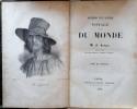 Souvenirs d'un aveugle, Voyage autour du monde par M. J. Arago. Ouvrage enrichi de soixante dessins et de notes scientifiques. Arago Jacques