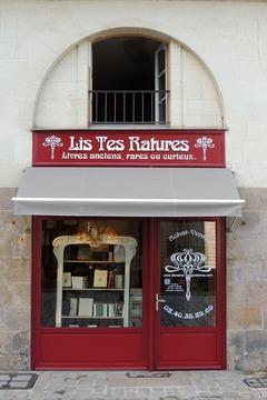 Librairie ancienne Lis Tes Ratures