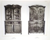 Les beaux meubles rustiques du vieux pays de Rennes..  JAMBON (J.).