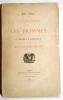 XIX SIECLE. Les Œuvres et les Hommes..  BARBEY d'AUREVILLY Jules