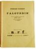 Falourdin.. FLEURET Fernand