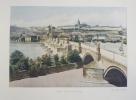 AUTOUR DU MONDE. Aquarelles, souvenirs, voyages. Fascicule XIX. Autriche-HONGRIE. Sites, paysages & types.. ( Autriche)