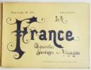LA FRANCE. Aquarelles, souvenirs, voyages. Fascicule IV. Le Trianon.. ( ARCHITECTURE)