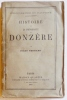 Histoire de la principauté de Donzère.. FERRAND (Jules).