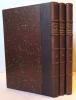 Histoire du Livre et de l'Imprimerie à Avignon du XIV° au XVI° Siècle Tome I : XIV° et XV° Siècles Tome II : XVI° Siècle Tome III : Pièces ...