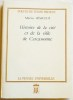 Histoire de la cité et de la ville de Carcassonne..  SEMULUE (Marius).