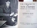 La France et son Empire dans la guerre.. Collectif