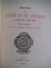 Discours de l'entrée du Duc d'EPERNON à Caen le samedi 14 mai 1588 . Discours de l'entrée du Duc d'EPERNON