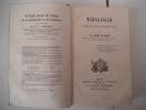 A Madagascar possession française depuis 1642. . BARBIE DU BOCAGE V.