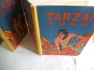 Tarzan trahi.adaptation française P.F.Caille.. BURROUGHS Edgar Rice.