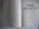 Paris des rêves . IZIS