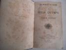 La belle Olympe Les marges du code.. MONSELET Charles