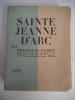 Sainte Jeanne d'Arc. FUMET Stanislas