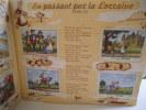 Nouvel album chocolat POULAIN  des belles chansons de France. . Collectif