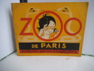 Zoo de Paris en relief par les anaglyphes.. Anaglyphes