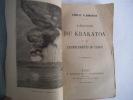 l'éruption du KRAKATOA et les tremblements de terre.. FLAMMARION Camille