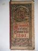 Almanach national de Jeanne d'arc 1891. CORDIER Auguste