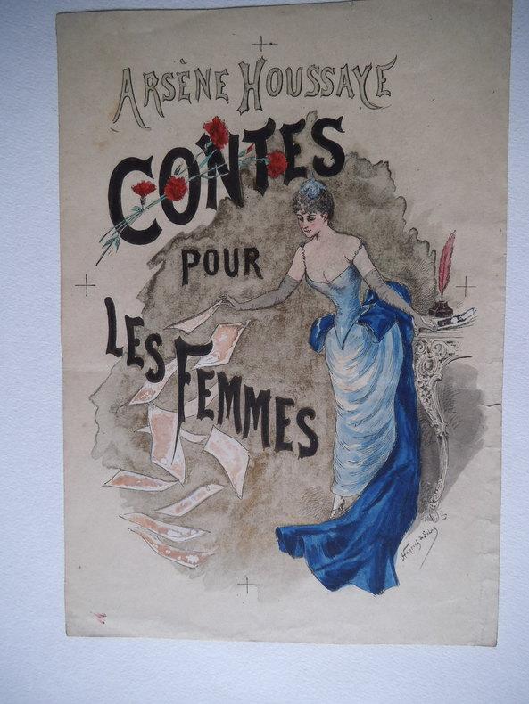 contes pour les femmes.. HANRIOT Jules