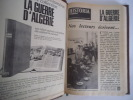 la guerre d'Algérie . Collectif