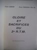 gloires et sacrifices GEMBLOUX mai 1940. . LABARRE Franz
