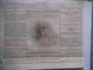 carte de de l'Ile Bourbon.. Collectif
