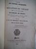 relation du voyage de S.A.R Madame Duchesse de Berry dans la Touraine, l'Anjou, la Bretagne, la Vendée et le midi de la France en 1828.. WALSH Vicomte ...