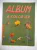 Album à colorier.  La Fontaine.