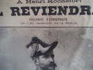 Il reviendra. GABILLAUD Louis