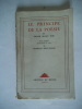 Le principe de la poésie. POE Edgar Allan