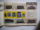 Meccano trains Hornby -miniatures Dinky Toys.. collectif