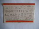 Meccano manuels d'instructions pour les boîtes 2 et 3 - pour les boîtes 4-5et 6.-Manuel d'instructions pour les boîtes 2 et 3 . Collectif