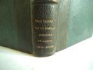 Voyage agricole en France année 1854. DE GOURCY Comte