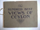 The hundred best views of Ceylan . Collectif
