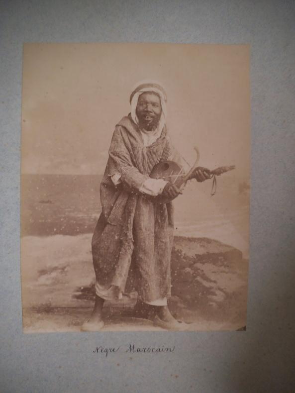 Nègre Marocain . anonyme