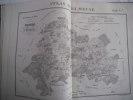 Atlas cantonal du département de la Meuse . Collectif