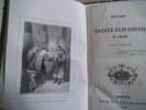 Histoire de Sainte Elisabeth de Hongrie. BARBIER C.