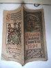 Almanach National de Jeanne d'ARC 1891 . CORDIER Auguste