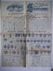 catalogue année 1914. . Etablissements FABRE Monteux