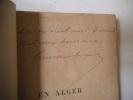 En Alger,. CUNISSET CARNOT