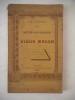 Notes historiques sur le vieux MACON faux-titre, titre, 83 pages, illustrations photos hors-texte. Macon Gerland frère 1896. Premier plat légèrement ...