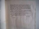 proclamation du Führer au peuple allemand et notes du ministère des affaires étrangères au gouvernement soviétique. HITLER