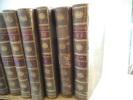 Collection complète des oeuvres de J.J. ROUSSEAU. . ROUSSEAU Jean Jacques