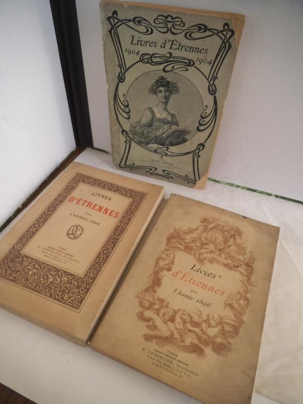 Catalogues Livres D Etrennes Livre Rare Book