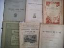 catalogues de livres d'étrennes. . MAGNIER & Cie, Victor PALME ,Alphonse LEMERRE ,GARNIER frères