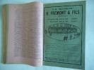 Annuaire de la Meuse 1925.. GRANDVEAU A.